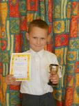 Speakman Cups for Achievement Spring term 2014 1