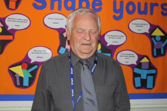 Mr J Ruthordford - Teaching Assistant