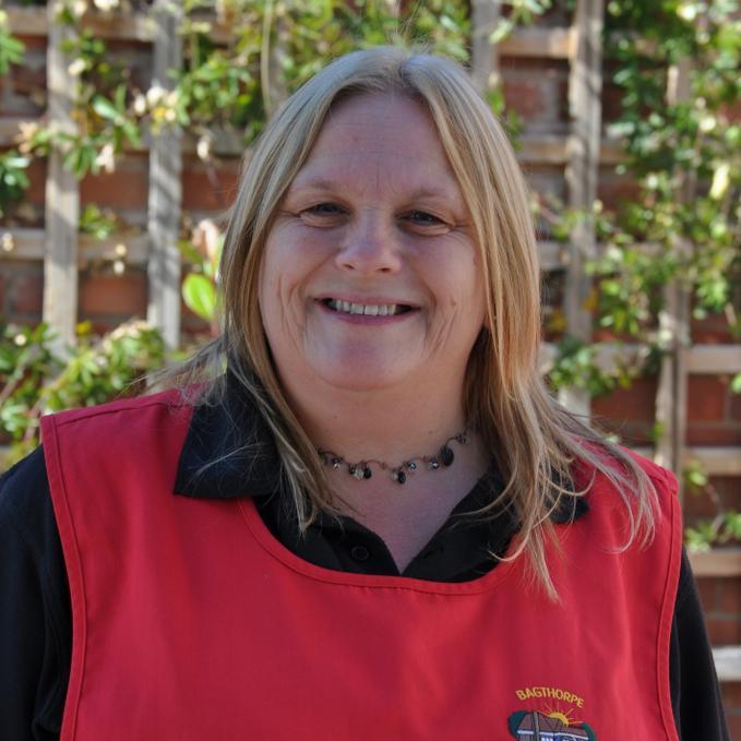 Mrs Channer - Senior Midday Supervisor