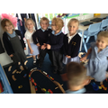 We loved building our Seussland trains!
