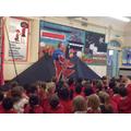 Kite Maker visit