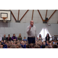 Author Henry Winkler Visit 6th March 2013