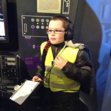 December 2013 - Jodrell Bank Discovery Centre - Year 5. 7