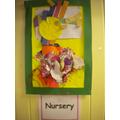 Gallery: Nursery, Collage