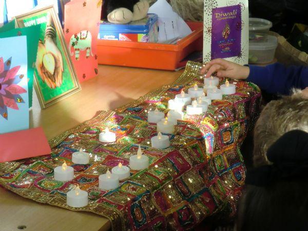 Diwali Celebrations in KS1