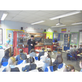 This week 'Victorian school' came to St Philips