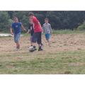 AG's 'World Cup' squad - Barton Hall 2014