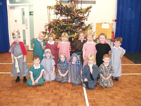 Our Christmas Performance