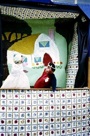 Puppets - Dwarves - 1964