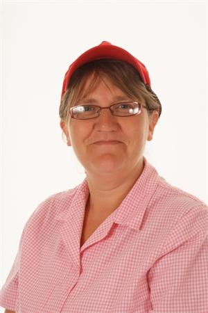 Mrs Hall - Catering Manager