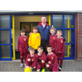 Year 3 Football Team