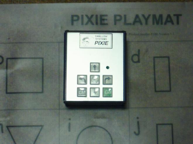 Pixie controls.