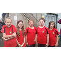 Year 6 girls