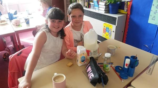 Big Writing - How to make a cup of tea!