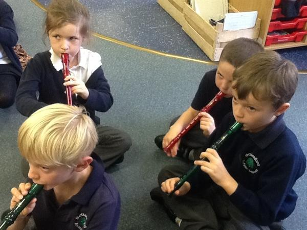 Learning the recorder