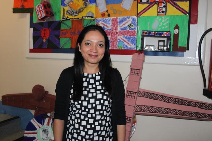 Mrs F Ansari - Teaching Assistant