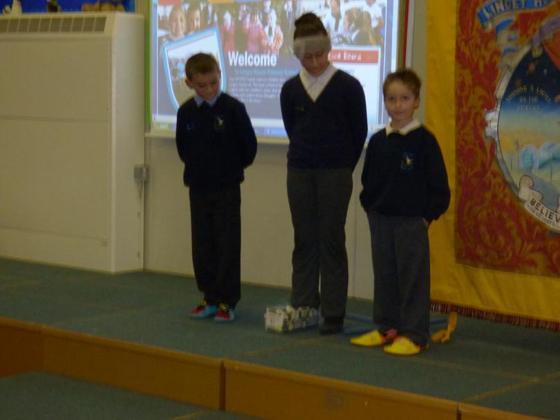 Finalists for Lower KS2