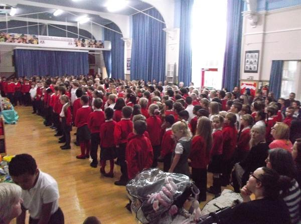 Our Harvest Assembly