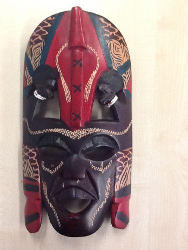 Real Kenyan Masks!