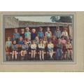 Class photograph, 1971