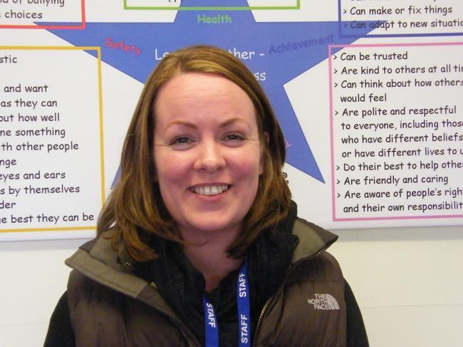 Mrs Moore - Year 2 Teacher (0.5), Science