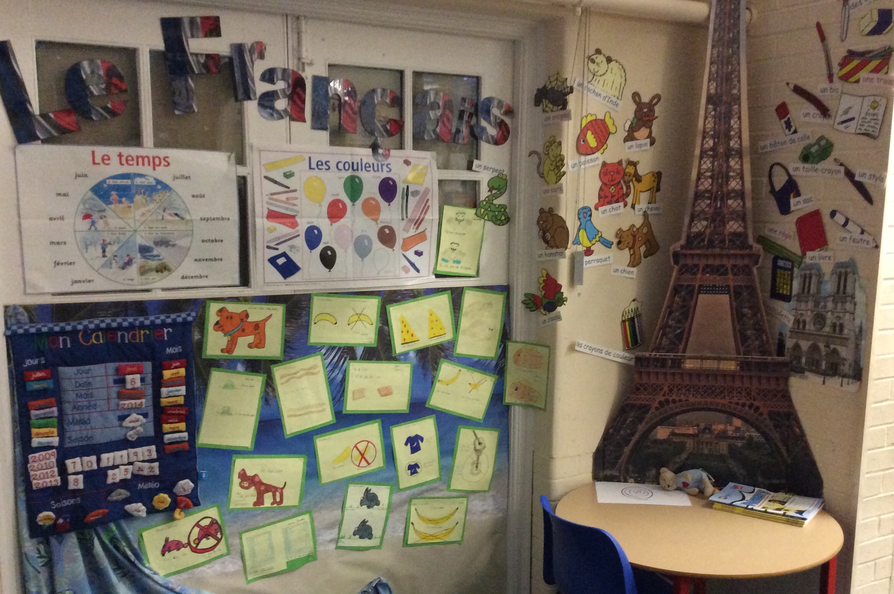 French Display Y6