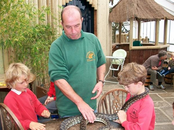 Trip to Woodside Wildlife Park