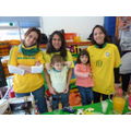 Brazilian stall.