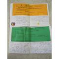 Y4&5 Thinking Journals