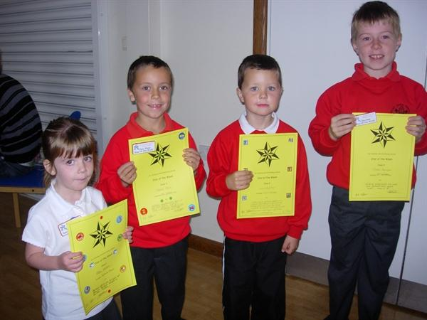 Star of the week - 24th Sept