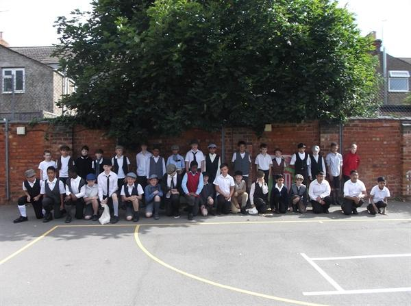 year 6 Victorian day