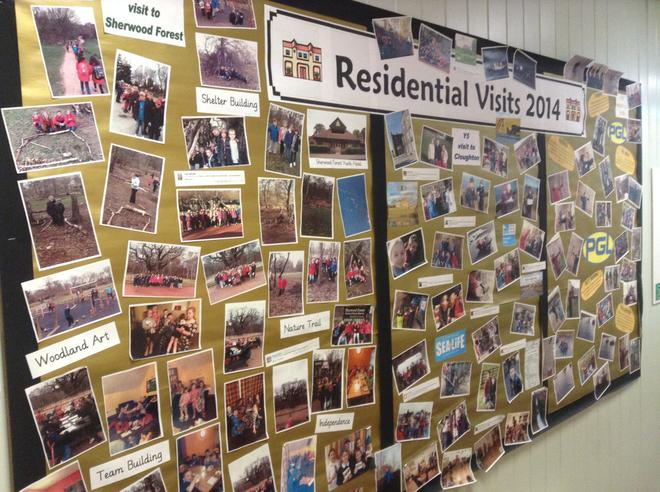 Residential Trips