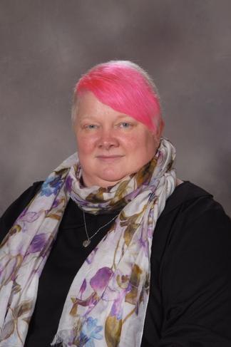 Miss Taylor - School Clerk
