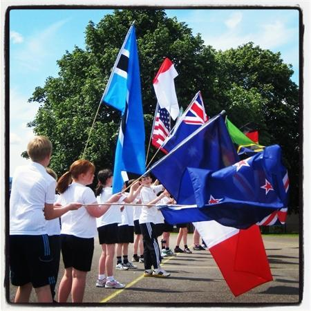 Torch Relay (June 2012)