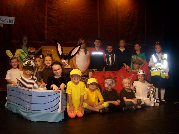 Summer Performance 2014 - Wind in the Willows