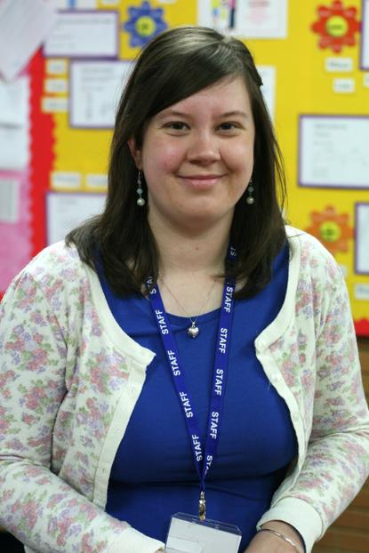 Mrs King, Year 3 Teacher