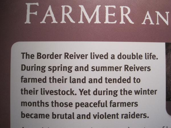 The Border Reivers - Tullie House