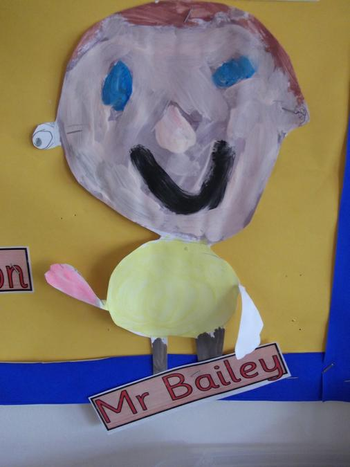 Mr Bailey - School Caretaker