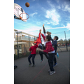 Playing in the KS2 playground