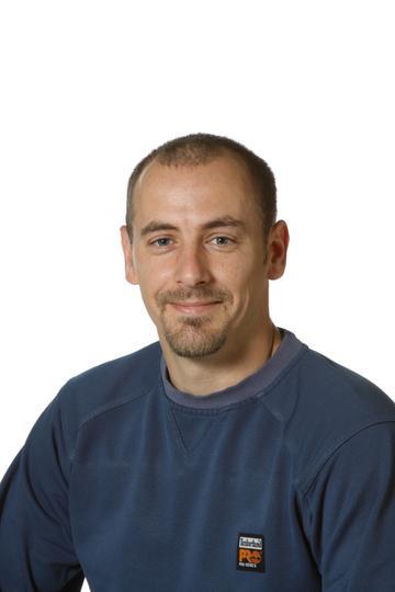 Mr J Corlett, Site Manager