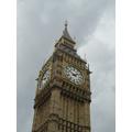 The Elizabeth Tower (aka Big Ben)