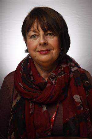 Shirley Gilbert - Senior Admin Officer
