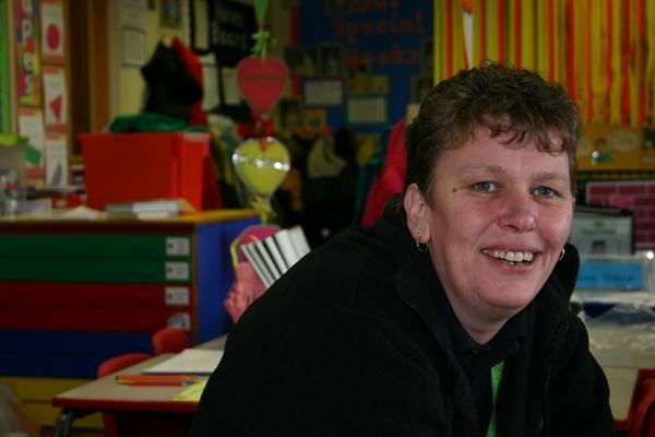 Mrs Y Stuart -Teaching Assistant