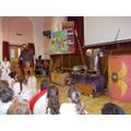 Our Visiting Roman Centurion