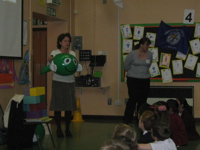 NSPCC Childline assembly for years 5 & 6