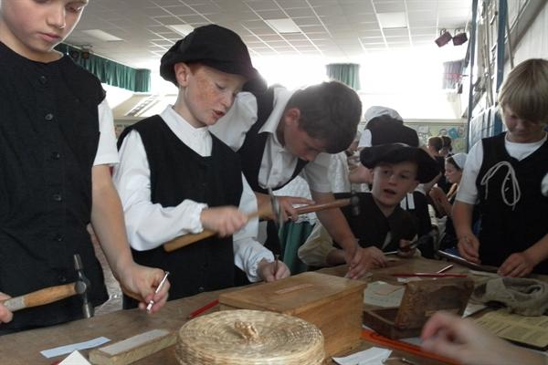 Year 5 Tudor Day Sept 2011