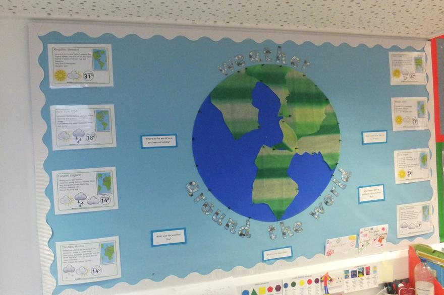 Global weather brings Eco focus into our data