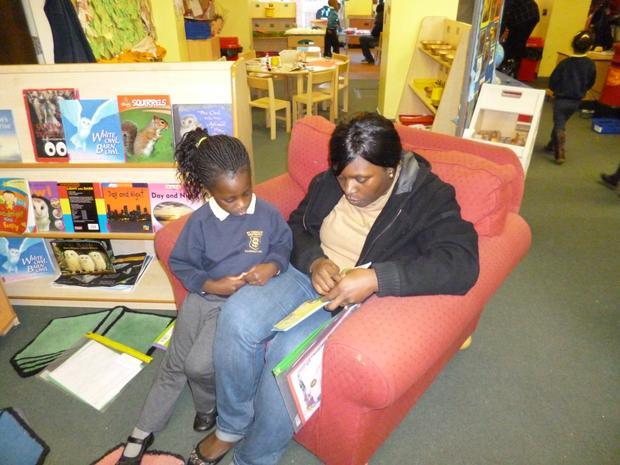 Enjoying learning together