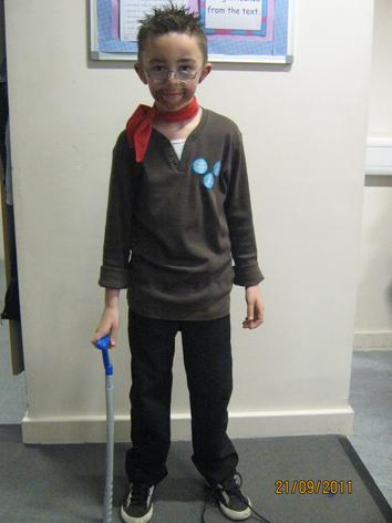 Mr Stink! (Class Gisbourne best dressed winner)