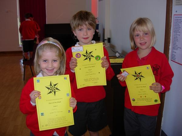 Star of the week - 17th Sept